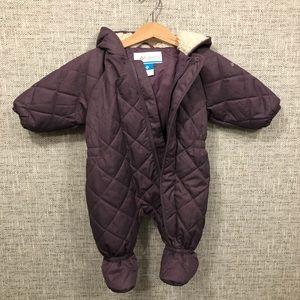 Baby Columbia Snowsuit